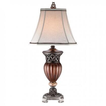 Furniture of America Luna L94190T2PK Table Lamp , l94190t z