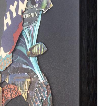 Yosemite 3D Art Collages 3230039 Wall Art, Main Image