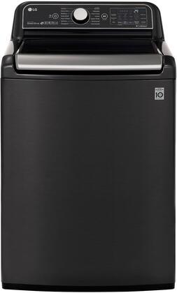 LG  WT7900HBA Washer Black, Front