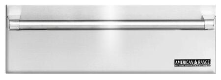 American Range Villa ARR30WD Warming Drawer Stainless Steel, 1