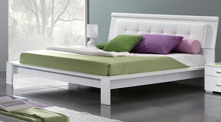 ESF Geko GEKOBEDQ.S. Bed White, GEKOBEDQ.S. Main Image