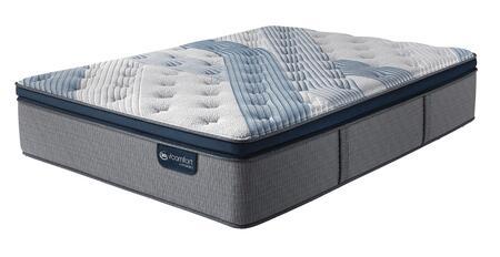 iComfort By Serta Blue Fusion 1000 5008216531060 Mattress Gray, Main Image