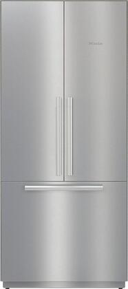 Miele MasterCool KF2982SF French Door Refrigerator Stainless Steel, KF2982SF MasterCool French Door Refrigerator
