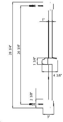 Rohl D63000SG Shower Accessory, DL 71b85e69509a80d2186da432eac2