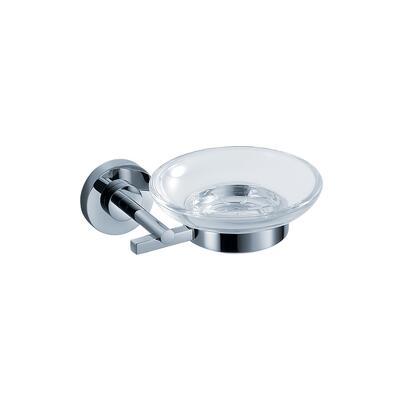 Fresca Alzato FAC0803 Soap Dish Chrome, Image 1