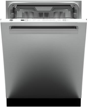 Bertazzoni  DW24XV Built-In Dishwasher Stainless Steel, Main Image