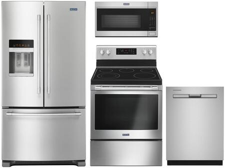 Maytag 1125706 Kitchen Appliance Package & Bundle Stainless Steel, main image