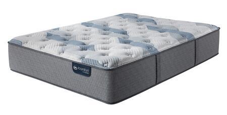 iComfort by Serta Blue Fusion 200 5008204821010 Mattress Gray, Main Image