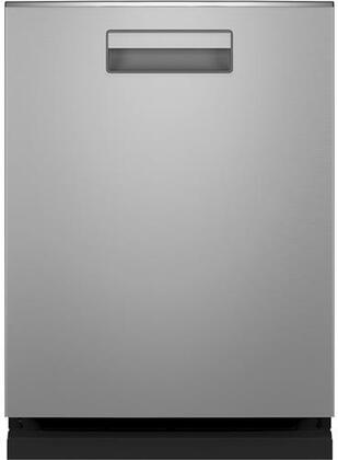 QDP555SYNFS 24″ Built-In Dishwasher with 16 Place Settings  Cap Touch Controls  Built-In WiFi Connect  10 Options  in Stainless