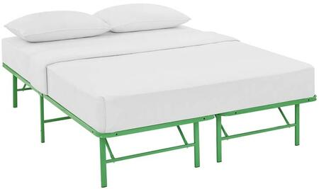 Modway Horizon MOD5428GRN Bed Green, Bed