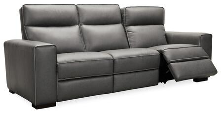 Hooker Furniture MS Series SS552PH3097 Motion Sofa Gray, Silo Image