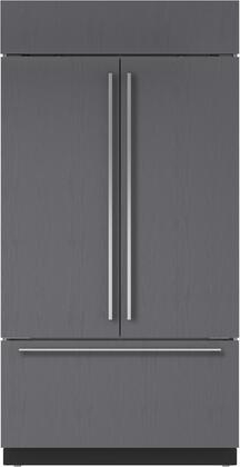 Sub-Zero  BI42UFDO French Door Refrigerator Panel Ready, Main Image