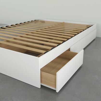 Nexera Multiple 375403 Bed White, Main Image