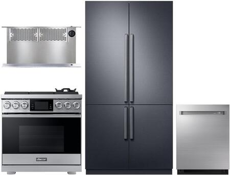 Dacor  1090793 Kitchen Appliance Package Panel Ready, main image