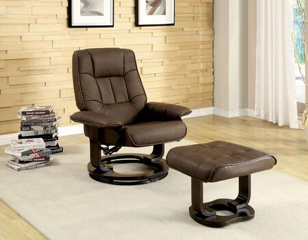 Furniture of America Cheste CMRC6920 Accent Chair , CM RC6920