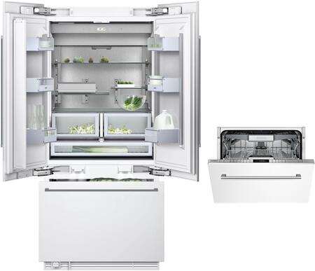 Appliances Connection Picks 400 Series 1383908 Kitchen Appliance Package Panel Ready, Main image