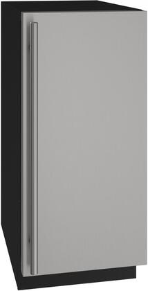 U-Line UHNB315SS01A Freestanding and Built-In Ice Maker with 90 lbs. Daily Ice Production, 30 lbs.in Stainless Steel