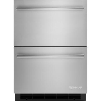 Jenn-Air  JUD24FRERS Drawer Refrigerator Stainless Steel, Main Image
