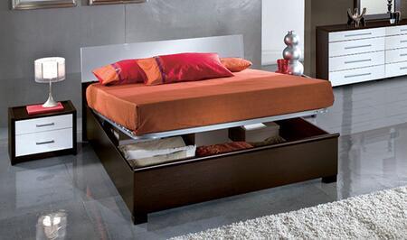 ESF Luxury LUXURYBEDSTORAGEQS Bed Multi Colored, LUXURYBEDSTORAGEQS Main Image