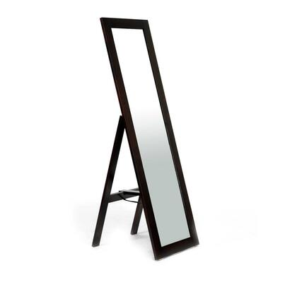 Wholesale Interiors Lund MIRROR0506071 Mirror Brown, Main Image