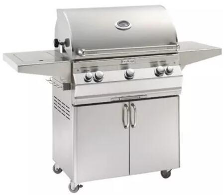 Fire Magic Aurora A540S6E1P61 Liquid Propane Grill Stainless Steel, 1