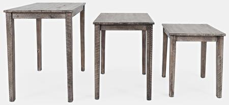 Global Archive Collection 1730-91  Clark Nesting Tables (Set of 3) in Stonewall
