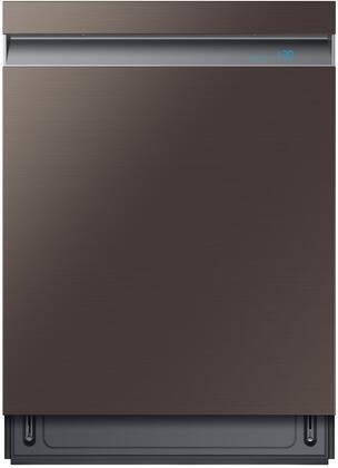 Samsung  DW80R9950UT Built-In Dishwasher Tuscan Stainless Steel, Main Image