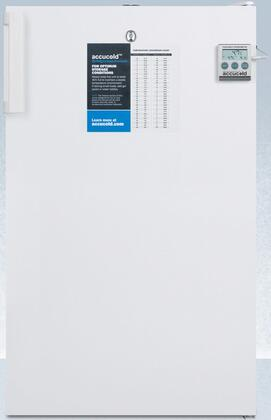 CM411L7PLUS2 20″ Compact Refrigerator with 4.1 cu. ft. Capacity  Factory Installed Lock and Buffered Temperature Probe in