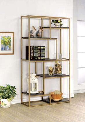 Furniture of America Elvira CMAC6264CPN Shelf , CM AC6264CPN