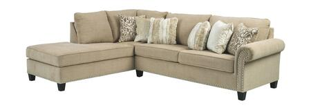 Signature Design by Ashley Dovemont 404011667 Sectional Sofa Multi Colored, Main Image