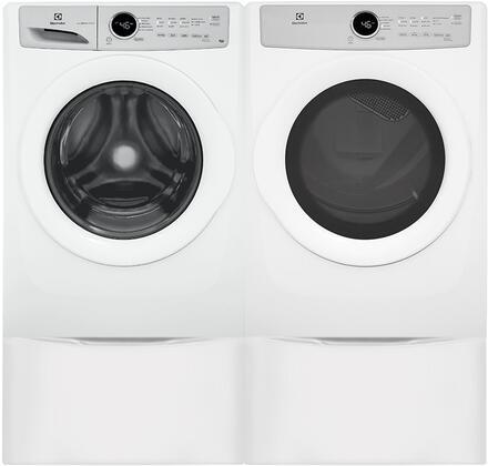 Electrolux  1178090 Washer & Dryer Set White, 7