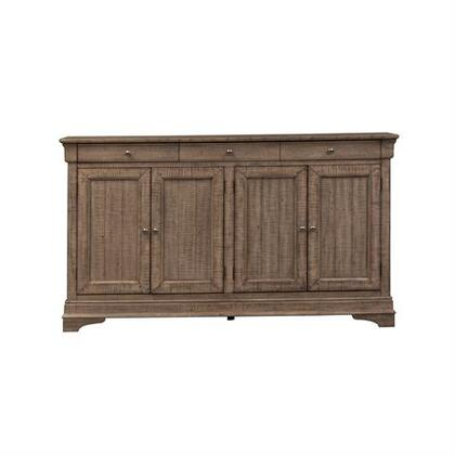 Liberty Furniture Gentry 2013AC7644B Cabinet Brown, 2013 ac7644 b main