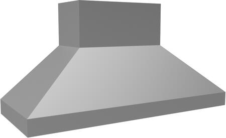 Vent-A-Hood  EPTH18460SS Wall Mount Range Hood Stainless Steel, Main Image