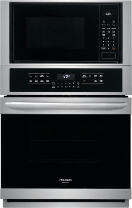 Frigidaire Gallery FGMC2766UF Double Wall Oven Stainless Steel, Main Image