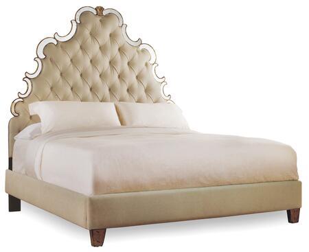 Hooker Furniture Sanctuary 301690860 Bed Beige, Main Image