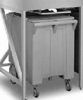ICS-CP Replacement Poly Cart with 250 lbs. Capacity for Ice Express