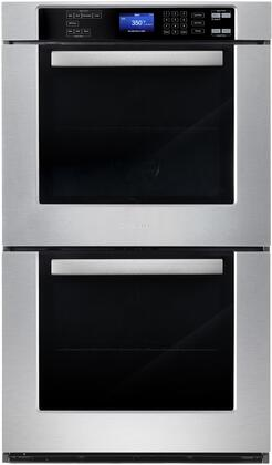 Cosmo  COS30EDWC Double Wall Oven Stainless Steel, 30EDWC Double Wall Oven