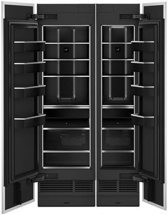 Jenn-Air  1332978 Column Refrigerator & Freezer Set Panel Ready, Main Image