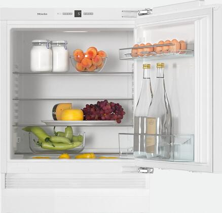 """K31222UI 24"""" Built-In Under-Counter Compact Refrigerator with 4.8 cu. ft. Capacity Single Zone SuperCool and LED Lighting in Panel"""