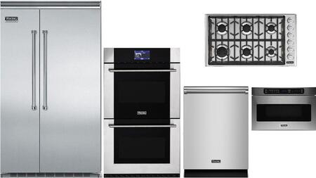 Viking 874010 Kitchen Appliance Package & Bundle Stainless Steel, main image