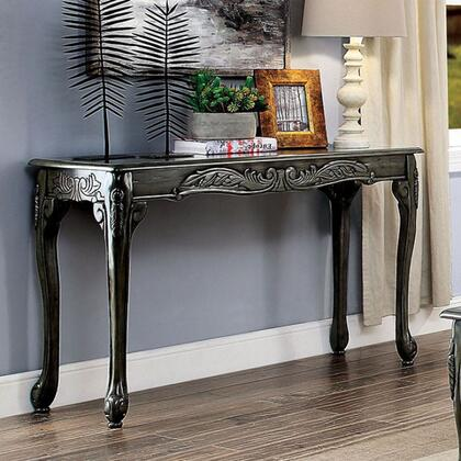 Furniture of America Cheshire CM4914ST Sofa Table, 1
