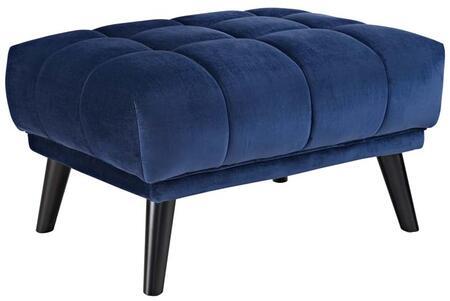 Modway Bestow EEI2735NAV Living Room Ottoman Blue, 1