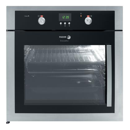 Fagor 5HA200LX Single Wall Oven Stainless Steel, Main Image