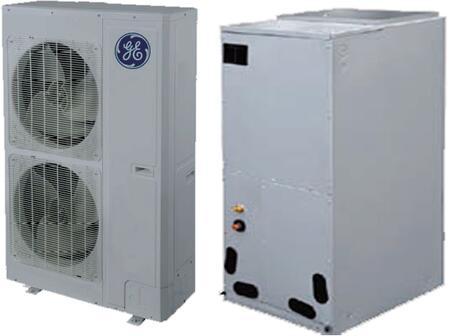 GE Connected 1422473 Single-Zone Mini Split Air Conditioner Slate, Main Image