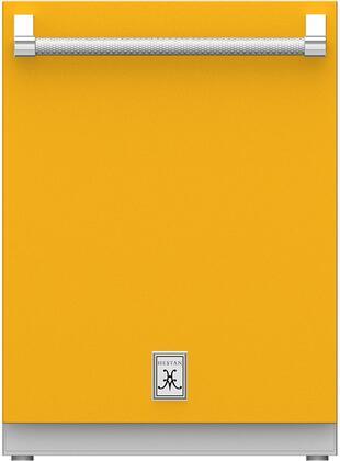 Hestan  KDW24YW Built-In Dishwasher Yellow, 1