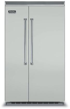 Viking 5 Series VCSB5483AG Side-By-Side Refrigerator Slate, VCSB5483AG Side-by-Side Refrigerator