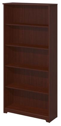 Bush Furniture Cabot WC3146603 Bookcase Brown, Main Image