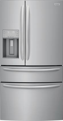 Frigidaire Gallery FG4H2272UF French Door Refrigerator Stainless Steel, Main Image