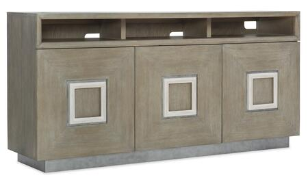 Hooker Furniture Affinity 605055470GRY 52 in. and Up TV Stand, Silo Image