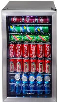 NewAir  AB1200 Beverage Center Stainless Steel, Main Image